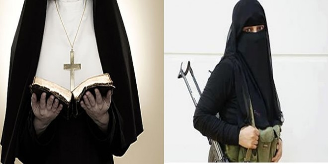 Female Suicide Bombers Now Dress in Rev. Sisters Regalia