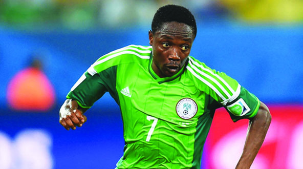 AFCON qualifier: Musa not scared of Ebola
