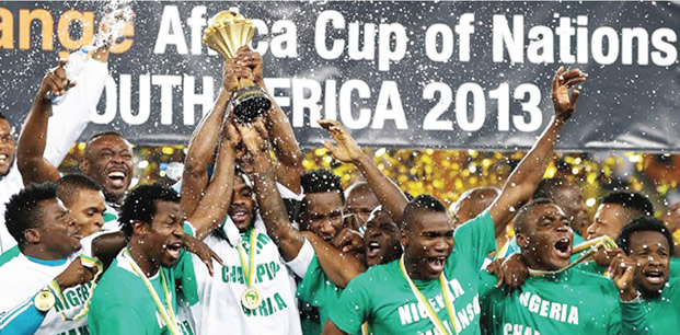 THE NATIONS' CUP AFRICA'S BIGGEST SHOWPIECE HERALDS 2015