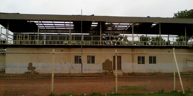 STATE OF SPORTS FACILITIES AT UNEC STADIUM IS IN DEPLORABLE STATE