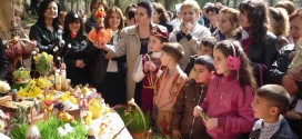 EASTER CELEBRATION: COOPERATING WITH THE SPIRIT OF THE SEASON