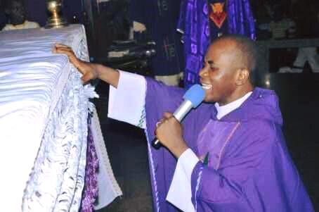 Do Not Lose Hope- Fr Ejike Mbaka Reveals