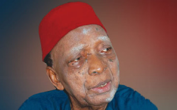 NWABUEZE CALLS FOR CONFAB OF ETHNIC NATIONALITIES, TRUTH COMMISSION