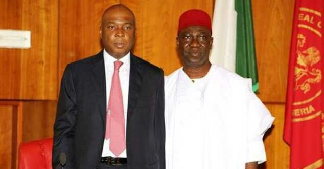 FORGERY- COURT ADJOURNS SARAKI, EKWEREMADU'S CASE TILL SEPTEMBER