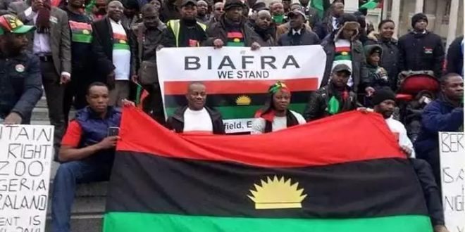 AFENIFERE, IPOB SAYS NIGERIA UNITY CAN ONLY BE SUSTAINABLE BY CONSENT…