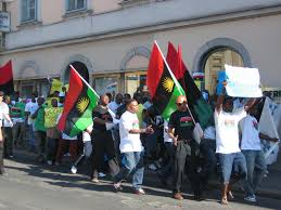 KANU WANTS TO RENOUNCE BIAFRA IN SECRET