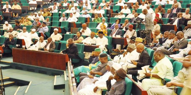 TENSION IN HOUSE OF REPS AS PLOT TO REMOVE DOGARA THICKENS