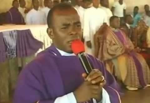 Assassination attempt: Agents of darkness after me – Fr. Mbaka