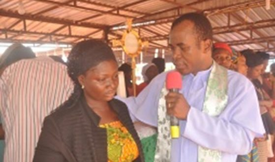 MIRACULOUS EVOLUTION OF HEALING IN ADORATION MINISTRY ENUGU