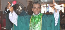The hour has come-Rev Fr Mbaka's message