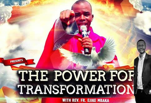 Fr Mbaka is an enigma-London worshiper in an exclusive interview
