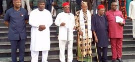 Nnamdi kanu and south east governors meet in enugu
