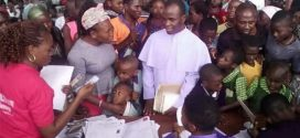 Fr Mbaka's Charity Exposed