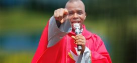 Fr Mbaka Made No Recent Prophecy of Sack of Any South- East Governor