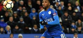 Kelechi Iheanacho Heads Top Scorer in FA Cup Ahead Of Spurs Striker Harry Kane