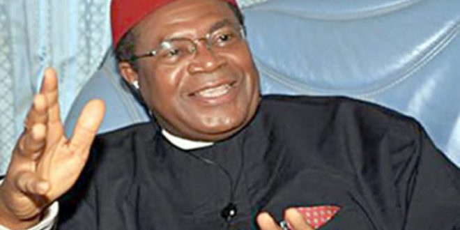 Bomb Rocks Chief Nnia Nwodo's Country Home