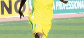 Junior Lokosa Hits Goal Number 16 as First Stanza Ends in the NPFL