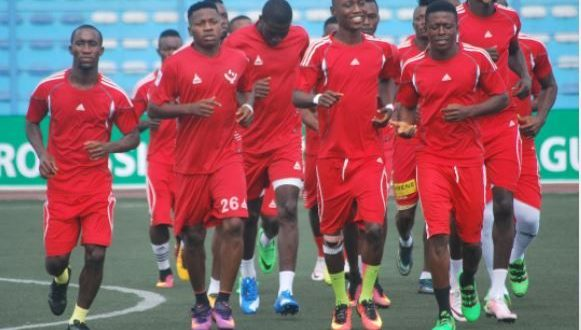 Enugu Rangers Surrender State Federation Cup to Armature Side
