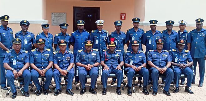New AOC Harps on Professionalism, Discipline Among NAF Personnel
