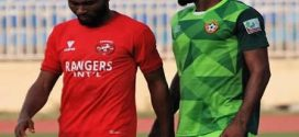 Enugu Rangers Egwim Happy to be Playing Again