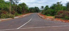 Ugwuanyi Delivers First Asphalted Road to Ohodo